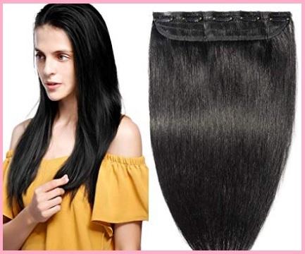 Extension clip capelli mossi