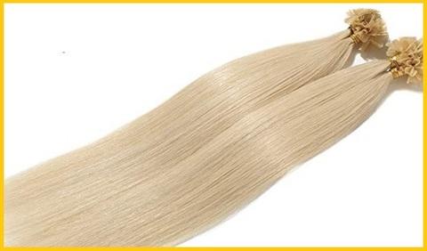 Extension su capelli corti