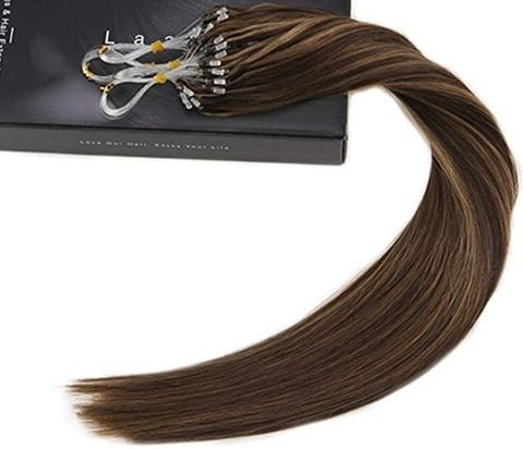 La bellezza dei capelli di una donna messaggio a chi la guarda