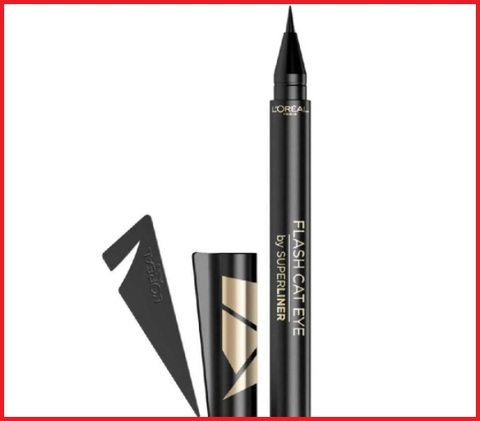 Eyeliner waterproof nero