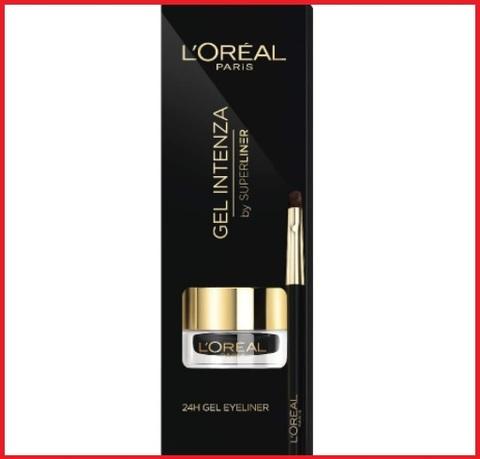 Eyeliner gel nero