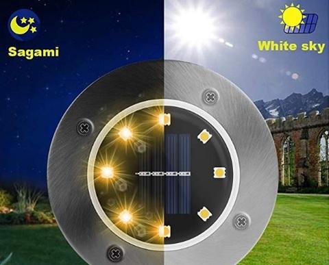 Faretti Solari A Led Da Esterno