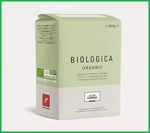 Farina Biologica Organica