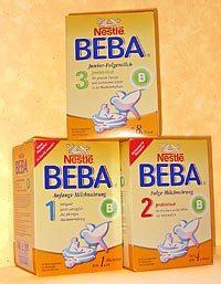 Beba latte per neonati