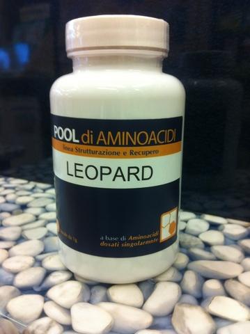Leopard pool di aminoacidi 100 capsule 1 g