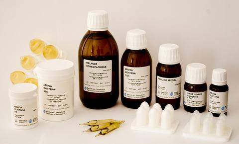 Serolab : tinture madri , macerati glicerici, preparazioni