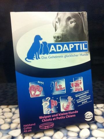 Adaptil collier 45cm phéromones apaisem chiens
