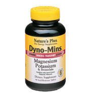 Magnesio/potassio 90 tab  - dyno mins