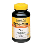 Zinco  50 mg 90 cpr resist - dyno mins