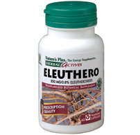 Eleuthero 250mg  60 vcaps  - herbal