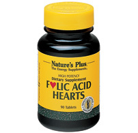 Folic acid hearts 90 cpr