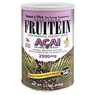 Fruitein acai shake 544 gr.