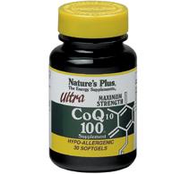 Ultra coq 10 100 mg 30 softgels