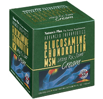 Glucosamine/chondroitin msm ultra rx joint cream 118 ml 4925