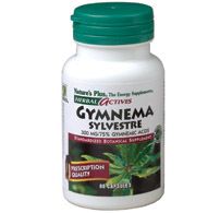 Gymnema sylvestre 300 mg 60 cpr - herbal