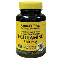 L glutamin 500 mg 60 cpr