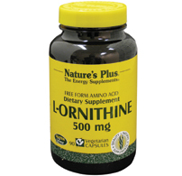 L ornithine 500 mg 90 cpr