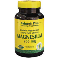Magnesium 200 mg. 90 cpr.
