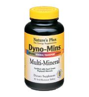 Multi mineral 90 cpr - dyno mins