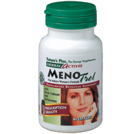 Menotrol  60 vcaps  - herbal actives