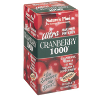 Ultra cranberry 1000mg 60 cpr