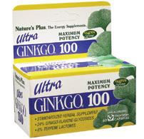 Ultra ginkgo 100 60 caps