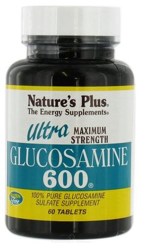 Ultra glucosamin 600 mg 60 cpr