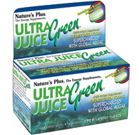 Ultra juice green 90 cpr