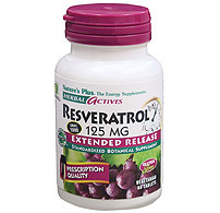 Resveratrol 125mg 60 tab  herbal