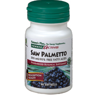 Saw palmetto 60 softgels - herbal