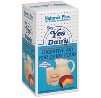 Say yes to dairy 50 tabl - Sconto del 20%, Nature's plus  -20% | Grandi Sconti