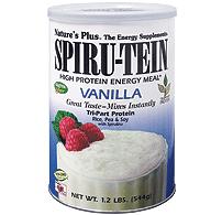 Spiru tein vaniglia 2.4 lb 1088 gr