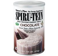 Spiru tein cioccolato 2.1 lb - 952 gr / 1.05 lb - 476 gr