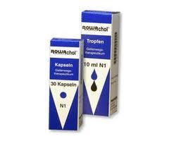 Rowachol  gocce 10 ml / 20 ml / 30 capsule