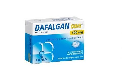 Dafalgan odis cpr orodisp 500 mg 16 pce