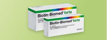 Biotine biomed forte cpr 5 mg 30 pce e 90 cpr