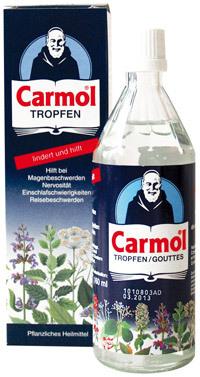 Carmol gouttes 160 ml