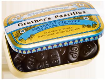 Caramelle Raucedine