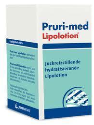 Pruri med lotion sapone dermatologico