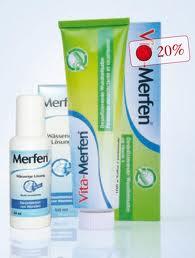 Vita-merfen pomata cicatrizzante 30 g