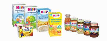 Hipp latte e alimenti bambino