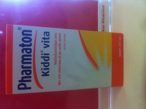 Pharmaton Kiddy Sciroppo Bimbi