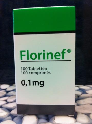 Florinef 0.1 cpsule a rilascio fludrocortisone anche u. vete
