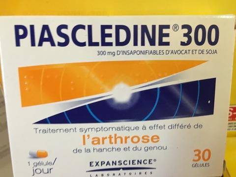 Piascledine Cpr Per Sclerodermie