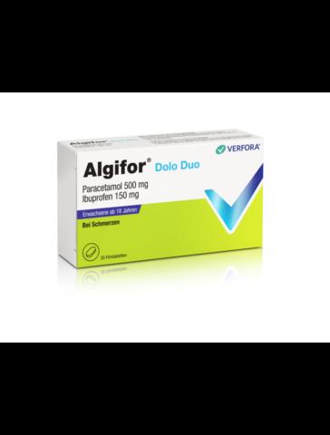 Algifor Dolo Duo Compresse