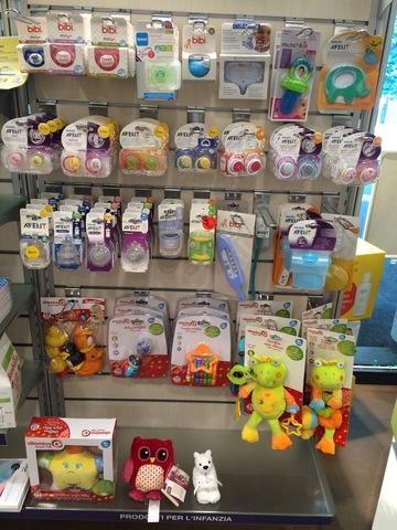 Prodotti per neonati, idee regalo bimbi