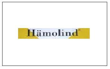 Hamolind compresse