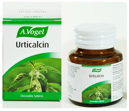 Urticalcin omeopatiche