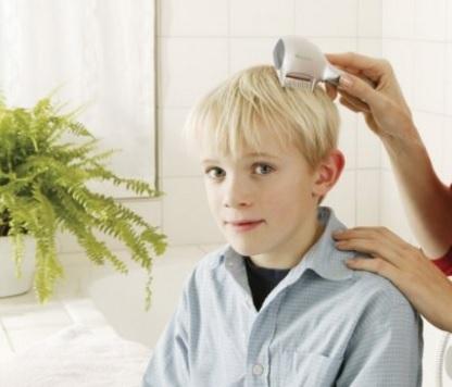 Pettine antipidocchi per bambini o animali domestici