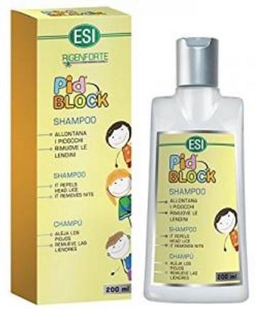 Shampoo contro i pidocchi per bambini